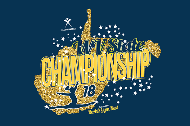 2018 West Virginia State Meet Championship Hosted By Bozhi's Gym Nest